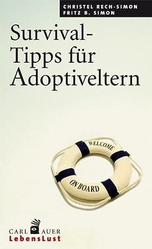 9783896706546: Survival-Tipps für Adoptiveltern