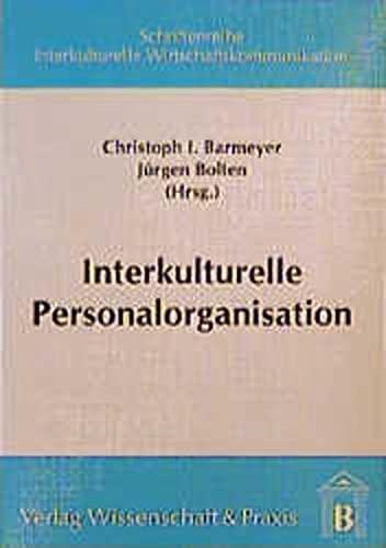 9783896730206: Interkulturelle Personalorganisation