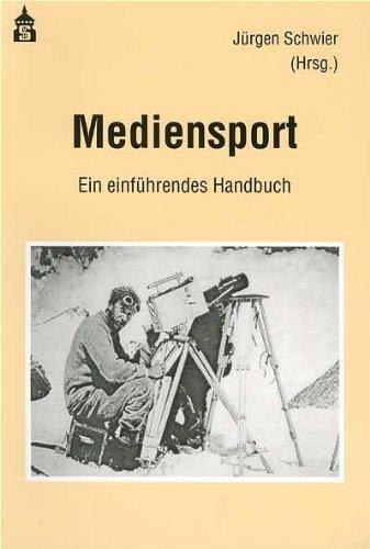 9783896765581: Mediensport.