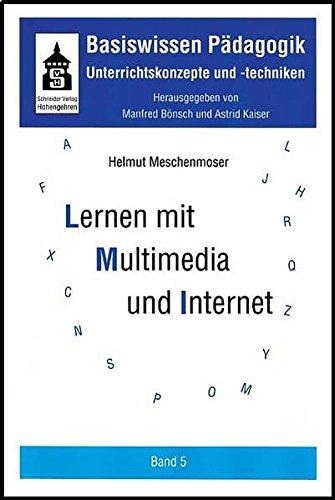 9783896765888: Basiswissen P�dagogik 5. Unterrichtskonzepte und -techniken. Lernen mit Multimedia und Internet.