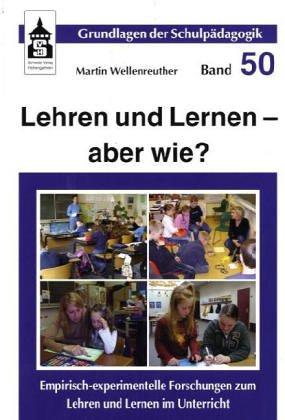 9783896767714: Lehren und Lernen - aber wie?