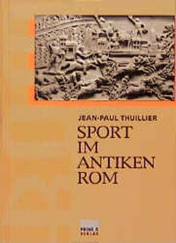 9783896781260: Sport im antiken Rom.