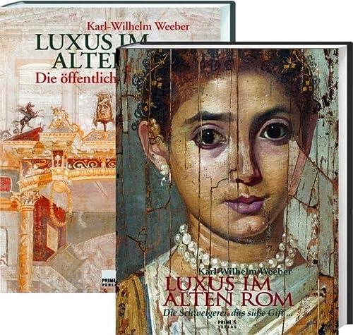 9783896782984: Luxus im alten Rom