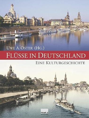 9783896783318: Flüsse in Deutschland Kulturgeschichte