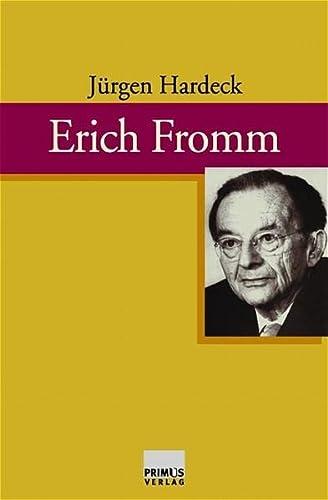 9783896785336: Erich Fromm. Leben und Werk