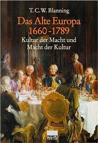 9783896785510: Das Alte Europa 1660-1789