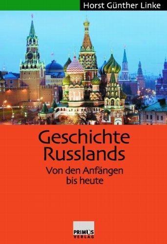9783896785572: Geschichte Russlands: Von den Anf�ngen bis heute