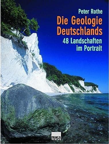 9783896785862: Die Geologie Deutschlands
