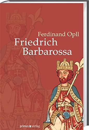 9783896786654: Friedrich Barbarossa