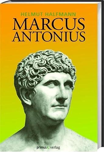 9783896786968: Marcus Antonius