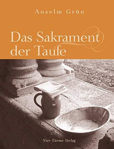 9783896803757: Das Sakrament der Taufe