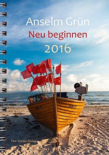 9783896809391: Neu beginnen 2016