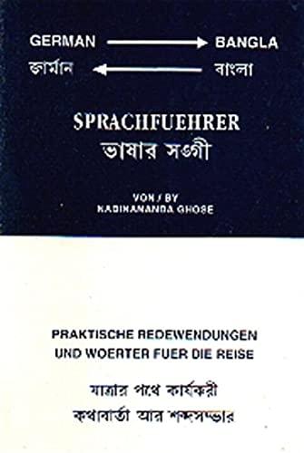 9783896871015: Ghose, N: Deutsch-Bengali & Bengali-Deutsch Sprachführer /Ge