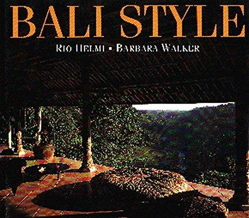 9783896878526: Bali Style: Traditionelle Architektur und Interrior-Gestaltung: Architekturbildband des Jahres - Text auf Englisch