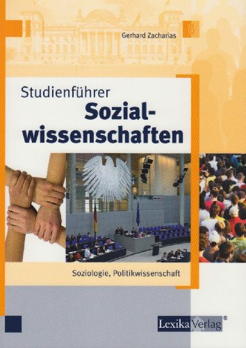 9783896944528: Studienführer Sozialwissenschaften: Soziologie, Politikwissenschaft