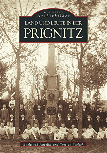 9783897023642: Land und Leute in der Prignitz.