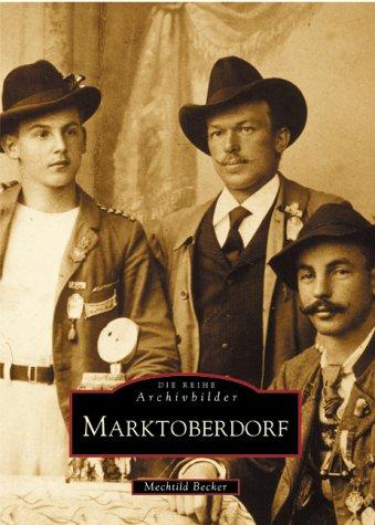 9783897024380: Marktoberdorf