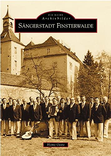 9783897025943: Sängerstadt Finsterwalde.