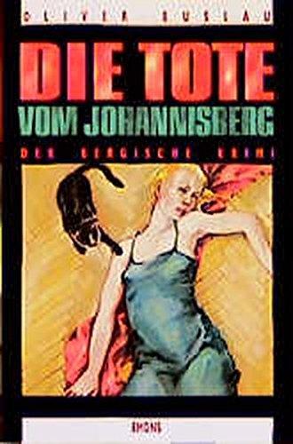 9783897051690: Die Tote vom Johannisberg