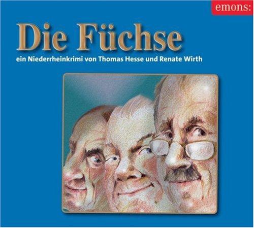 9783897054950: Die Füchse. 3 CDs