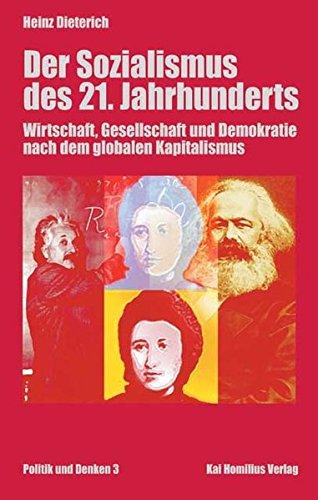 Der Sozialismus des 21. Jahrhunderts (3897066521) by Heinz Dieterich