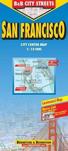 9783897071025: San Fransisco (City Streets)