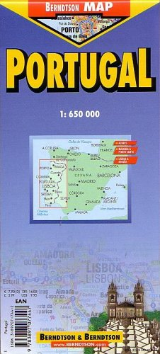 9783897077447: Portugal (Road Maps)