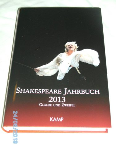 Shakepeare Jahrbuch 2013