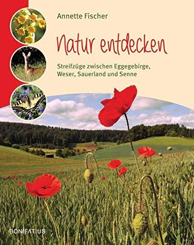 9783897106390: Natur entdecken: Streifzüge zwischen Eggegebirge, Weser, Sauerland und Senne
