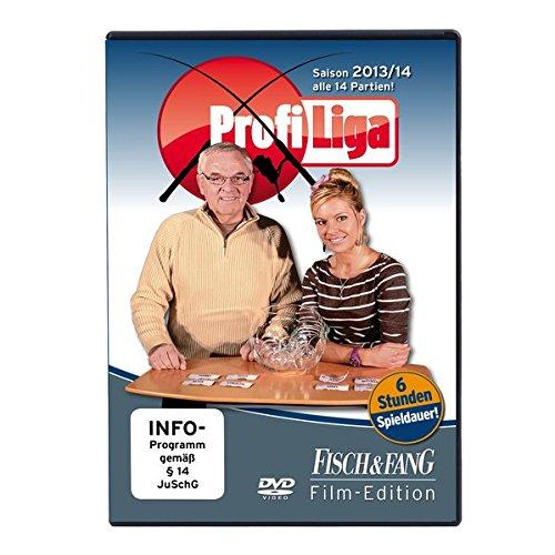 9783897158160: FISCH & FANG Profi-Liga Saison 2013/2014 (DVD)