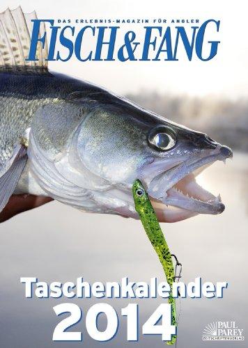 9783897158535: Fisch & Fang Taschenkalender 2014