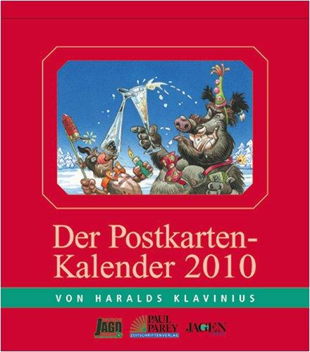 9783897159525: Postkartenkalender 2010