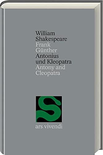 9783897161580: Antonius und Cleopatra. (Gesamtausgabe, 3)