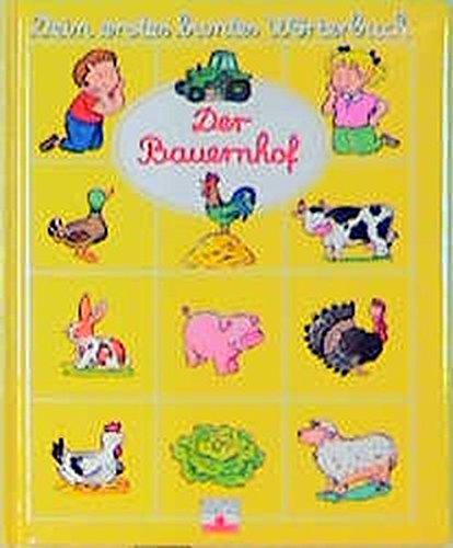 9783897170513: La ferme (en allemand). Imagerie des tout-petits