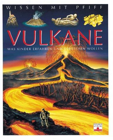 9783897170988: Les volcans allemand