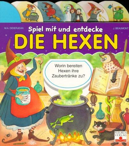 9783897171145: Les sorcières allemand (Hors Collection)