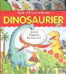 9783897171718: Dinosaures allemand (Les Petits Secr)