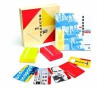 9783897173132: Das Bauhaus Memory-Set: Buch und Kartenspiel mit 104 Karten