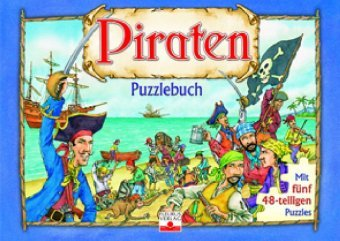 9783897174399: Puzzlebuch Piraten