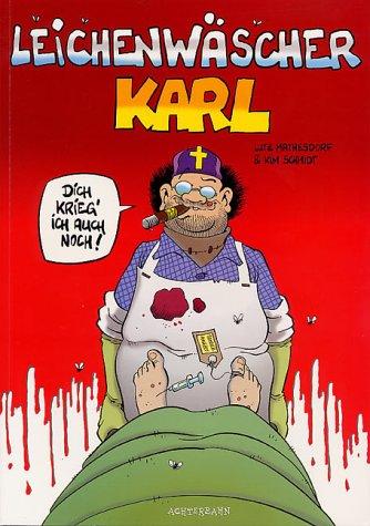 9783897190764: Leichenwäscher Karl