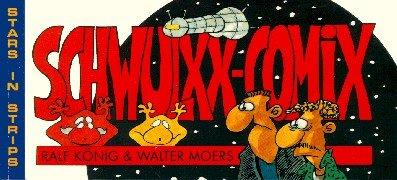 9783897191396: Schwulxx-Comix.