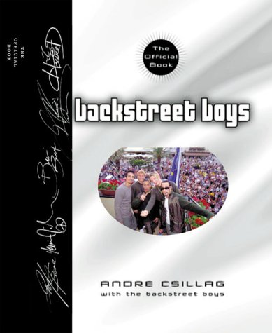 9783897194076: The Official Book: Backstreet Boys