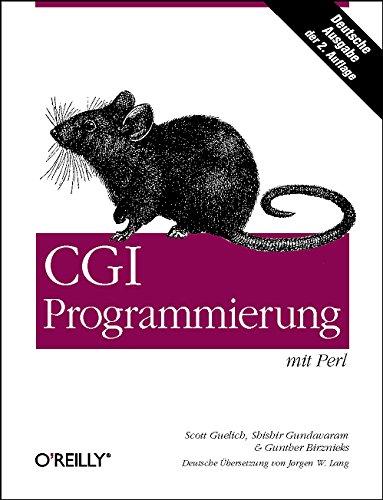 9783897211674: CGI-Programmierung mit Perl