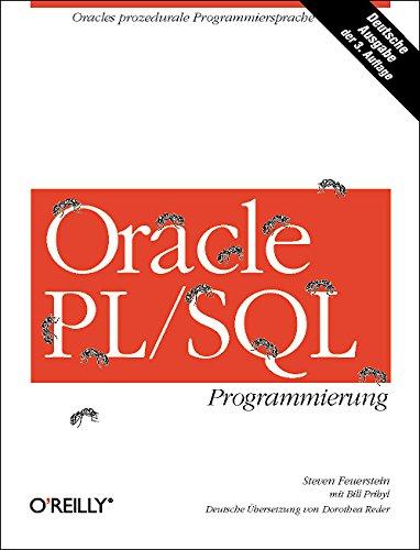 9783897211841: Oracle PL/SQL Programmierung