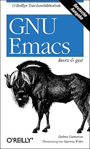 GNU Emacs kurz und gut: Cameron, Debra