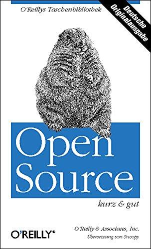 9783897212220: Open Source - kurz & gut