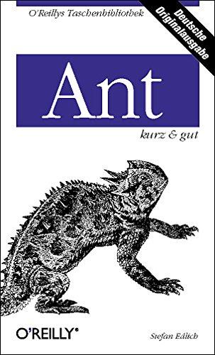 Ant kurz & gut von Stefan Edlich (Autor): Stefan Edlich (Autor)