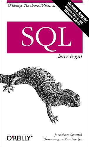 SQL kurz und gut (3897212684) by Jonathan Gennick