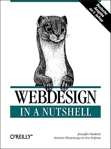 Webdesign in a Nutshell. Deutsche Ausgabe. (3897212943) by Niederst, Jennifer
