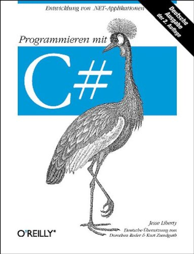 Programmieren mit C Sharp (9783897213319) by Liberty, Jesse